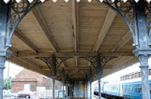 Click to Enlarge | Melton Builders | Dereham Railway Station
